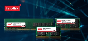 [Innodisk] Innodisk Pushing the Envelope with Industrial-grade 32GB DRAM