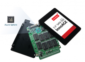 [Innodisk] Innodisk's InnoAGE™ SSD connected by Microsoft Azure Sphere